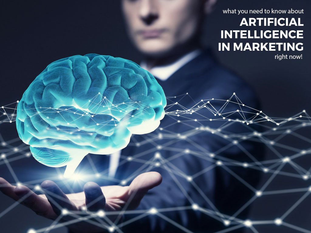 image of man in suit holding artificial brain