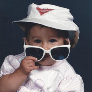 Ashton Baby Pic feature